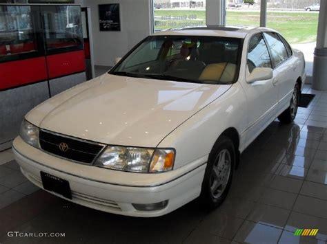 Toyota Avalon Xls 1999 1999 White Pearl Toyota Avalon Xls 27850994