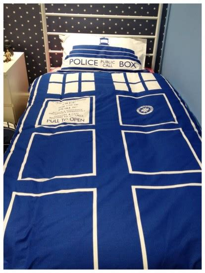 Doctor Who Duvet Things We Saw Today Soon You Ll Be Able To Sleep In The