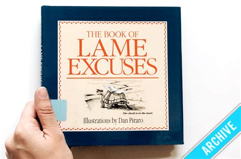 pictures of the book chronicle archives the book of lame excuses chronicle