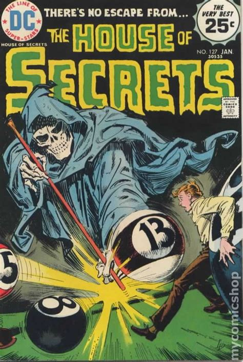 house of secrets blog 8 ball on the silver screen
