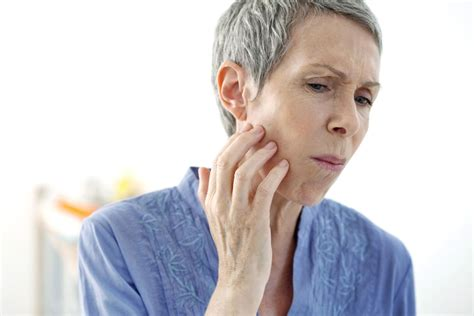 pictures of a woman s neck and jaw line how to overcome tmj pain with home remedies kanehl dental