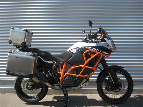 Ktm 1190 Adventure Akrapovic Details Zum Custom Bike Ktm 1190 Adventure R Des H 228 Ndlers