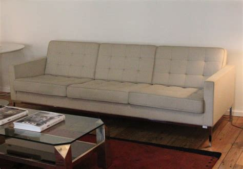 canape florence knoll canap 233 florence knoll