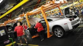 Gm Oshawa Connected Car General Motors Noncommittal On Oshawa Plant