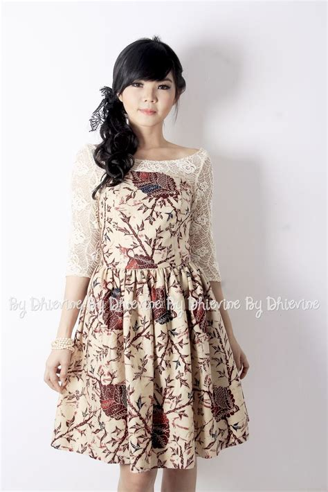 desain dress mini best 25 batik dress ideas on pinterest model dress