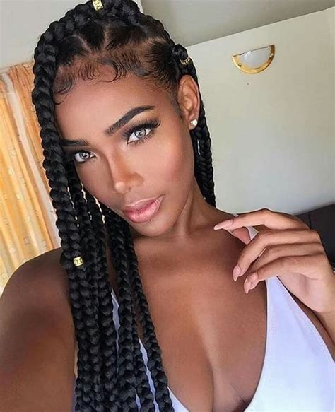 jumbo braid updo 520 best images about braids twist dreads and natural
