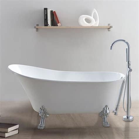 baignoire style retro baignoire style r 233 tro sur pieds de