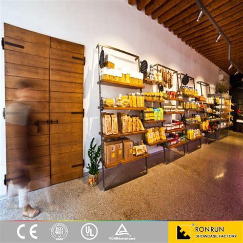 layout toko roti klasik desain interior toko roti dan kopi dan rak display
