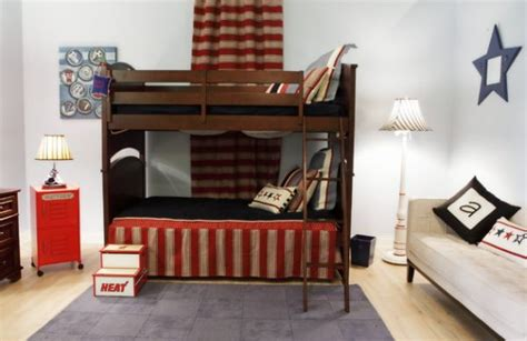 boys blue and red bedroom 30 cool and contemporary boys bedroom ideas in blue home