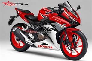 Honda Cbr250rr 2017 Honda Cbr350rr Cbr250rr New Cbr Model Lineup