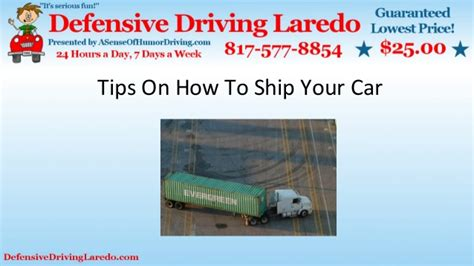 ship your car tips on how to ship your car