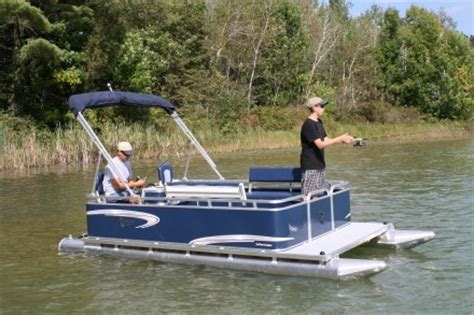 small pontoon boats indiana research 2015 paddle king lo pro cruiser on iboats