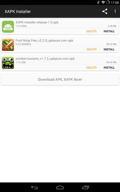 aptoide apkpure xapk installer download apk for android aptoide