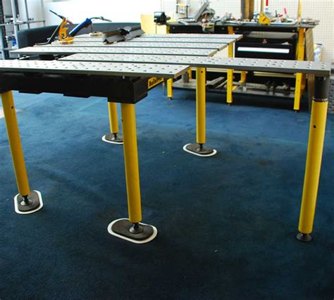 self leveling table table legs leg adaptor