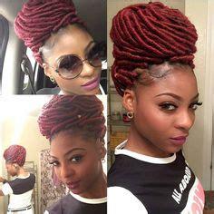 hair detail faux locs fashion nigeria pin by melissa misseg on african american hair ღ