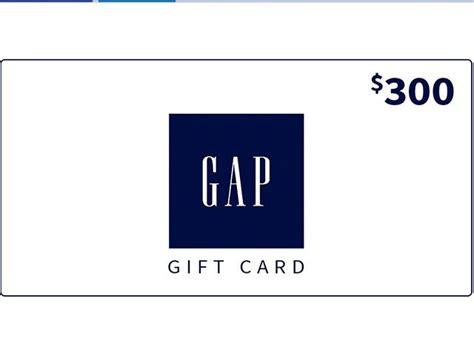 Gap Canada Gift Card - ellen gap gift card sweepstakes