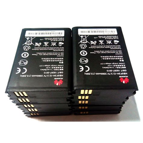 Baterai For Huawei Mobile Wireless Modem 2600 Mah Hb5l1h 02 baterai for huawei mobile wireless modem 3560 mah hb5f3h