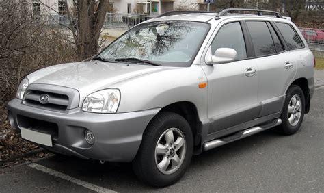 Santa Fe Hyundai 2005 by Hyundai Santa Fe 2005 Problems With Transmission Wroc