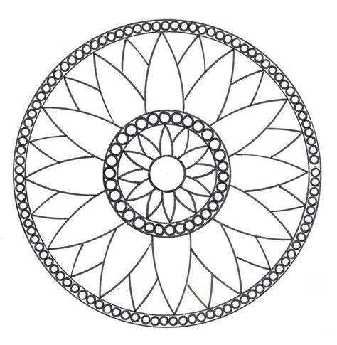 Mandala Modele