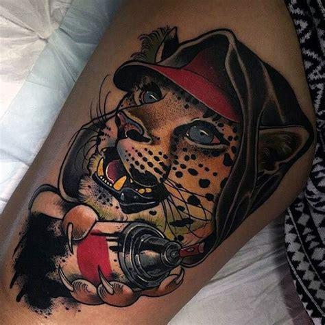 easy tattoo spray 80 graffiti tattoos for men inked street art designs