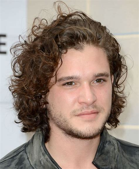 Hair Style Kit For by Kit Harington Naturally Curly Hairstyle Cool S Hair
