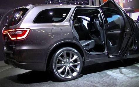 2020 Dodge Durango Interior by 2020 Dodge Durango Release Date Price Interior