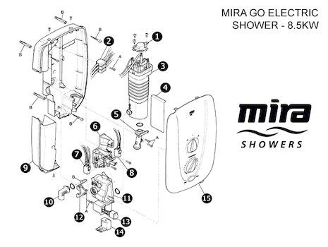 wiring diagram for 2 electric showers wiring wiring diagram