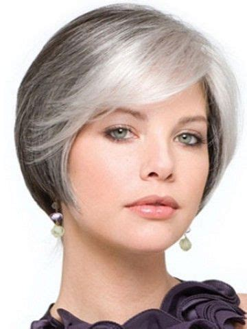 grey bob for old women short bob wigs for white women 4491 best silver haired beauties images on pinterest