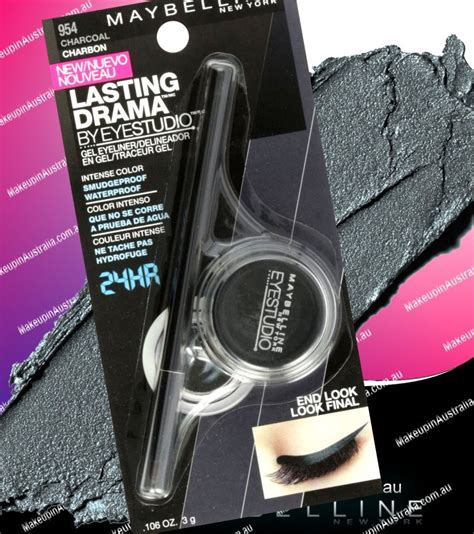 Maybelline Gel Eyeliner Eye Studio maybelline eye studio lasting drama gel eyeliner pot by