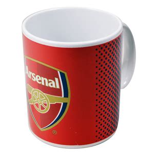 arsenalchristmas mgs arsenal mug 11oz treats from home