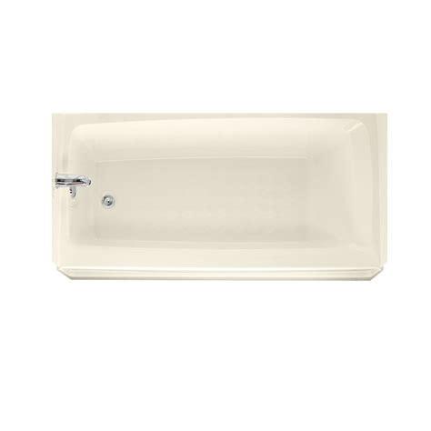 Bathtub Bone by Swan 5 Ft Left Drain Bathtub In Bone Bt 3060l 037