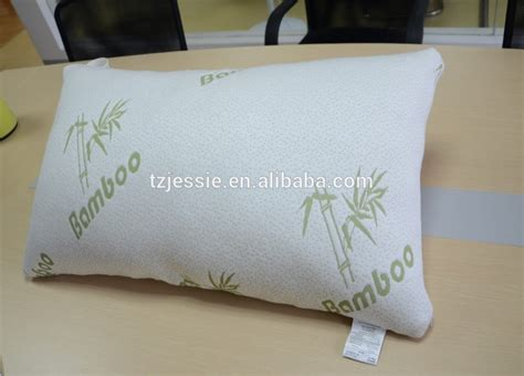 bamboo comfort pillow bamboo pillow hotel comfort buy queen size bamboo