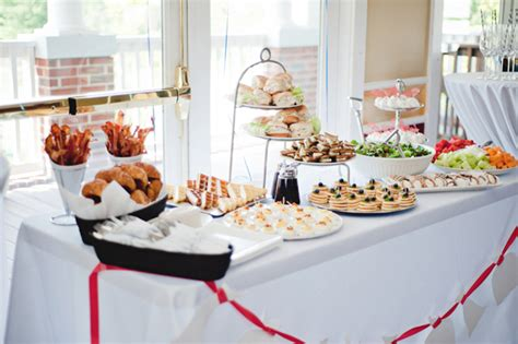creative bridal shower menu this pretty bridal shower brunch has tons of great food