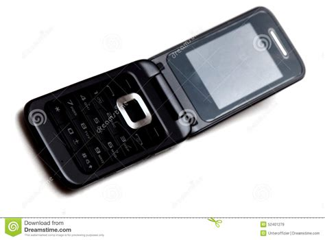 stock mobili mobile flip phone stock photo image 52401279