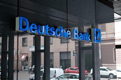 deutsche bank sedi insegne deutsche bank