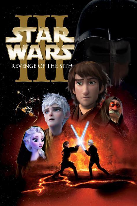 Kaos Starwars 3 wars of the sith non disney by zoedisney22 on deviantart