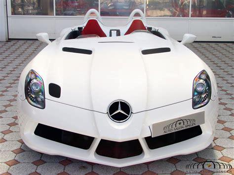 Auto Singen by Mercedes Slr Stirling Moss Roadster Auto Salon Singen