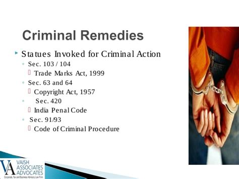 copyright act section 63 ipr enforcement in india through criminal measures by