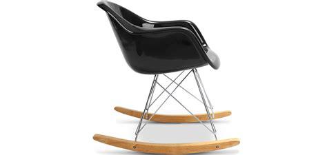 sedia balance sedia a dondolo balance fibra di vetro brillante