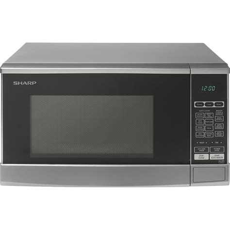 Microwave Sharp R 222y W sharp r270slm compact touch 20l 800w 8 programmes microwave in silver ebay