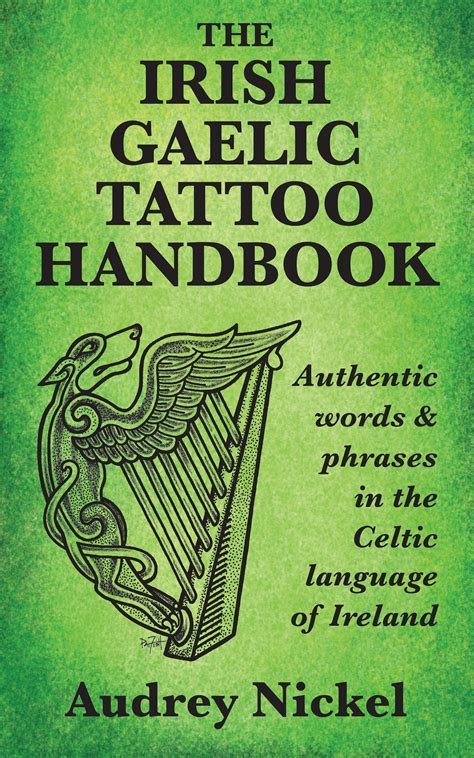 tattoo hand book smashwords the irish gaelic tattoo handbook authentic