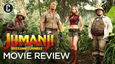 jumanji film review jumanji 2 movie review the rock kevin hart s worthy