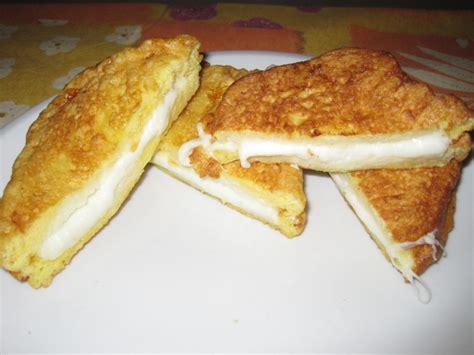 mozzarella in carrozza in forno mozzarella in carozza ricetta di cucina al forno