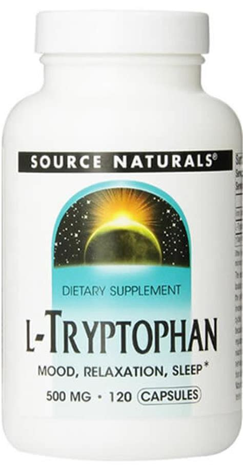 supplement l tryptophan how do tryptophan supplements work reviews and adverse