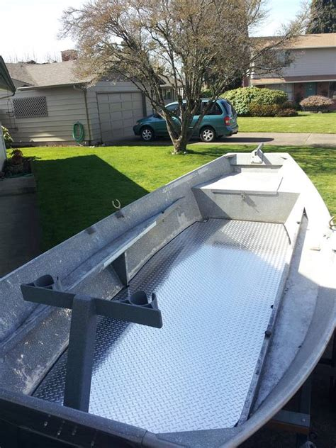 drift boat fishing by yourself drift boat floor replacement and diy zolatone www