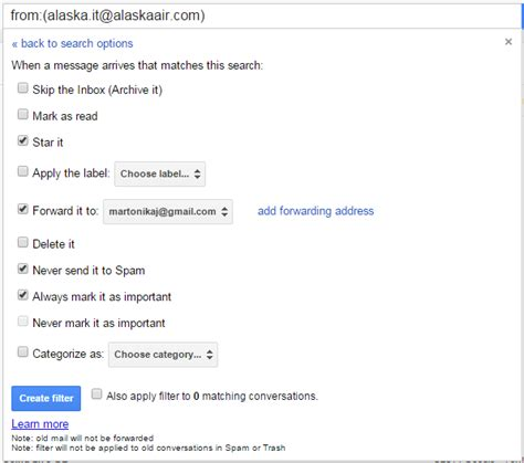 Auto Forward by How To Forward Email To Your Gmail Account So