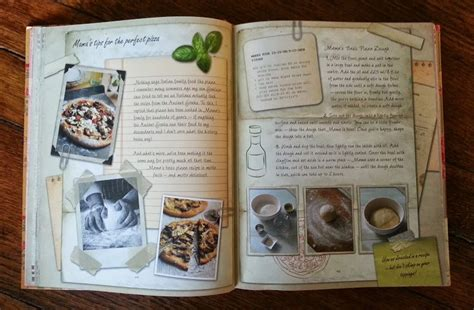 create a cookbook template the brick castle s family cookbook parragon books