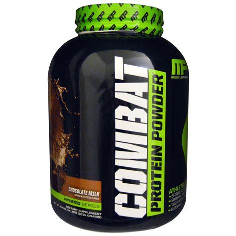 Combat Protein Powder pharm combat protein powder chocolate milk 4 lbs 1814 g iherb