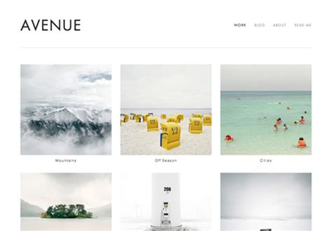 squarespace 6 archives feature shoot