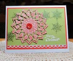 Cut And Fold Paper Crafts - spellbinders quot cut fold tuck floral burst quot but prettier as